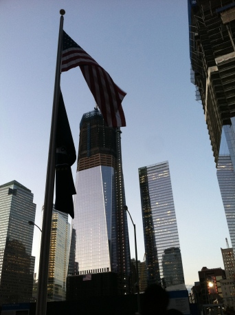 Ground Zero Flag